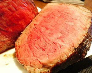 肉がひと肌くらいに冷めたら食べ頃です。