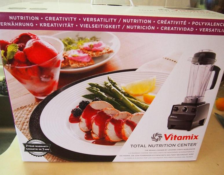バイタミックス(Vitamix)が来た!