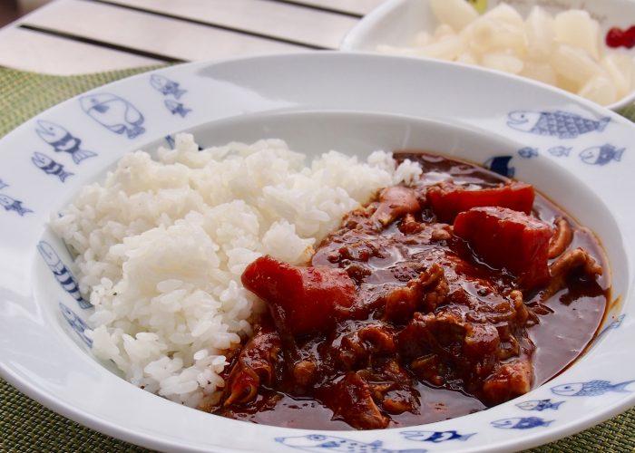 レシピ cm ジャワ カレー